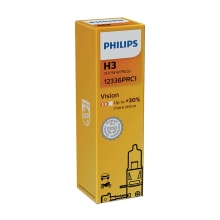 Автокрушка Philips VISION 12336PRC1 H3 PK22s/55W/12V