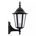 Екстериорна Стенна лампа 1xE27/60W/230V черна