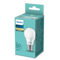 LED Крушка Philips A60 E27/8W/230V 2700K
