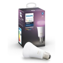 LED Димируема крушка Philips HUE WHITE AND COLOR AMBIANCE E27/9W/230V 2000-6500K