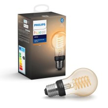 LED Димируема крушка Philips HUE WHITE FILAMENT A60 E27/7W/230V 2100K