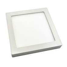 LED Лампа за таван RIKI-P LED SMD/18W/230V 225x225 mm