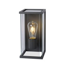 Lucide 27883/11/30 - Екстериорна Стенна лампа CLAIRE 1xE27/15W/230V IP54