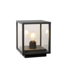 Lucide 27883/25/30 - Екстериорна лампа CLAIRE 1xE27/15W/230V 24,5 cm IP54