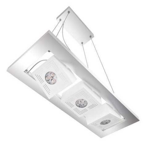 Osram - LED Полилей TRESOL 3xLED/4,5W/230V