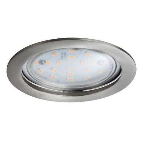 Paulmann 92782 - LED/14W Димируема За баня Осветление за окачен таван COIN 230V IP44