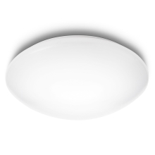 Philips 31801/31/EO - LED Лампа за таван MYLIVING SUEDE LED/9,6W/230V