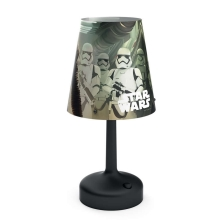 Philips 71796/30/P0 - LED Детска Настолна лампа DISNEY STAR WARS 1xLED/0,6W/3xAA