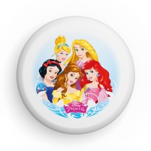 Philips 71884/28/P0 - LED Детскo Стенна лампа DISNEY PRINCESS 4xLED/2,5W/230V