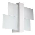 Стенна лампа FENIKS 1 1xE27/60W/230V бяла