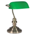 Top Light Office Bank - Настолна лампа 1xE27/60W