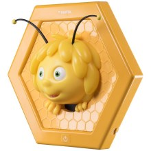 Varta 1563 - LED Детскo Стенна лампа MAYA THE BEE LED/3xAA